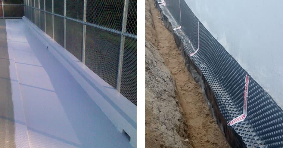 repair waterproofing