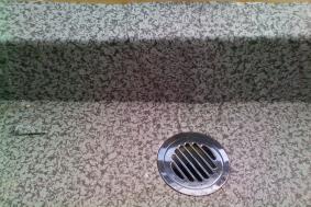 decking drain