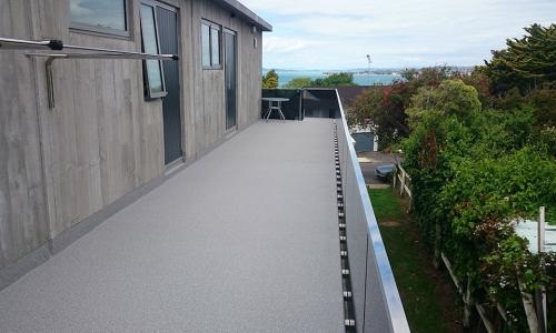 decking waterproofing